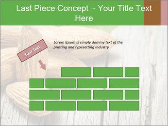 Organic Almonds PowerPoint Template - Slide 46