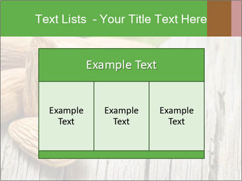 Organic Almonds PowerPoint Template - Slide 59