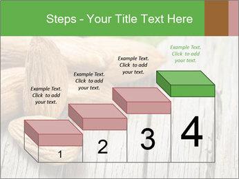 Organic Almonds PowerPoint Template - Slide 64