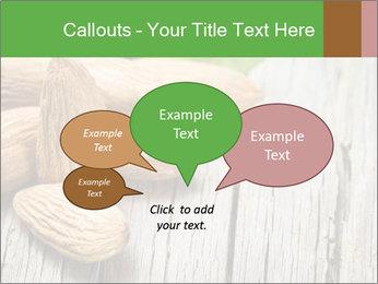 Organic Almonds PowerPoint Template - Slide 73
