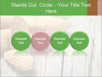 Organic Almonds PowerPoint Template - Slide 76