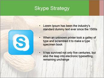 Organic Almonds PowerPoint Template - Slide 8