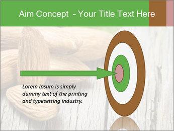 Organic Almonds PowerPoint Template - Slide 83