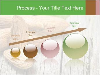 Organic Almonds PowerPoint Template - Slide 87
