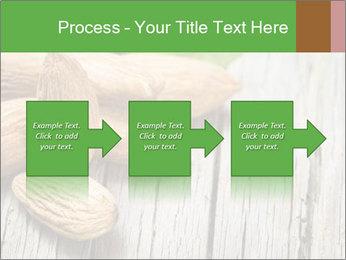 Organic Almonds PowerPoint Templates - Slide 88
