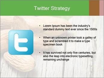 Organic Almonds PowerPoint Template - Slide 9