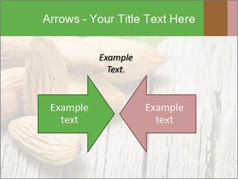 Organic Almonds PowerPoint Template - Slide 90
