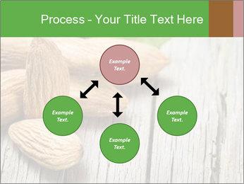 Organic Almonds PowerPoint Template - Slide 91