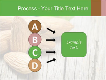 Organic Almonds PowerPoint Templates - Slide 94
