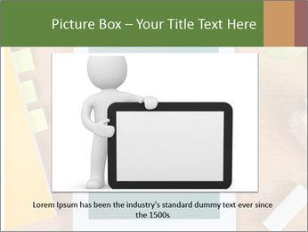 School Tablet PowerPoint Template - Slide 16