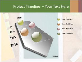 School Tablet PowerPoint Template - Slide 26