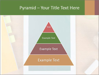 School Tablet PowerPoint Template - Slide 30