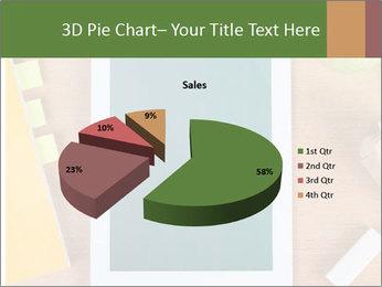 School Tablet PowerPoint Template - Slide 35