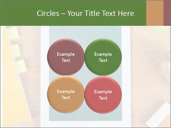 School Tablet PowerPoint Template - Slide 38