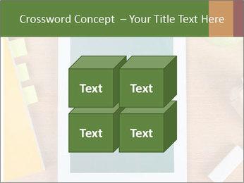 School Tablet PowerPoint Template - Slide 39