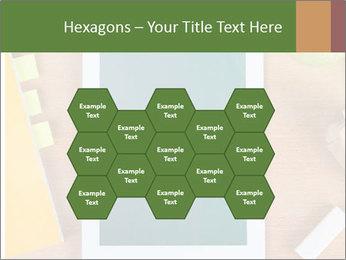 School Tablet PowerPoint Template - Slide 44
