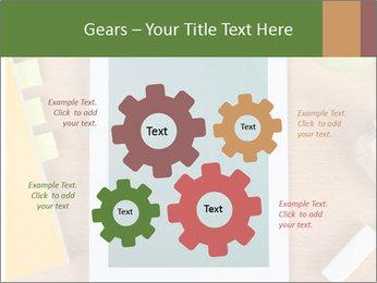 School Tablet PowerPoint Template - Slide 47