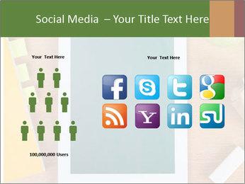 School Tablet PowerPoint Template - Slide 5