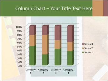 School Tablet PowerPoint Template - Slide 50