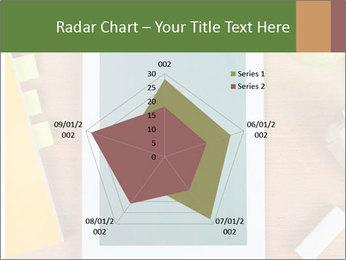School Tablet PowerPoint Template - Slide 51