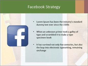 School Tablet PowerPoint Template - Slide 6