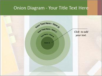 School Tablet PowerPoint Template - Slide 61