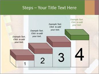 School Tablet PowerPoint Template - Slide 64