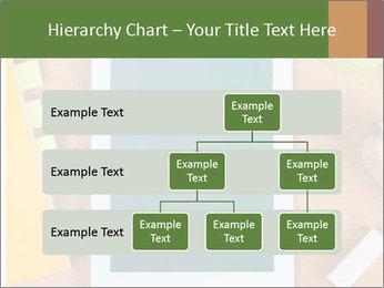 School Tablet PowerPoint Template - Slide 67