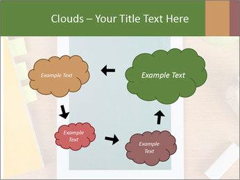 School Tablet PowerPoint Template - Slide 72
