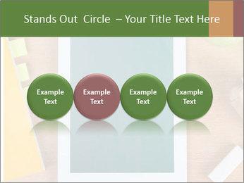 School Tablet PowerPoint Template - Slide 76