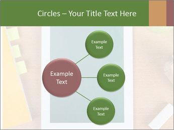 School Tablet PowerPoint Template - Slide 79