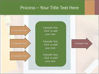 School Tablet PowerPoint Template - Slide 85
