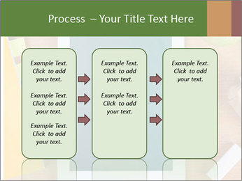 School Tablet PowerPoint Template - Slide 86