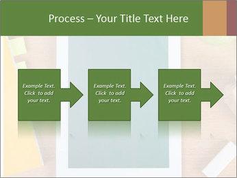 School Tablet PowerPoint Template - Slide 88
