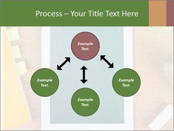 School Tablet PowerPoint Template - Slide 91