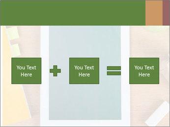 School Tablet PowerPoint Template - Slide 95
