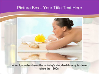 Woman With Cream PowerPoint Templates - Slide 16
