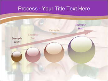 Woman With Cream PowerPoint Templates - Slide 87