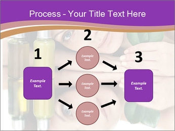 Woman With Cream PowerPoint Templates - Slide 92