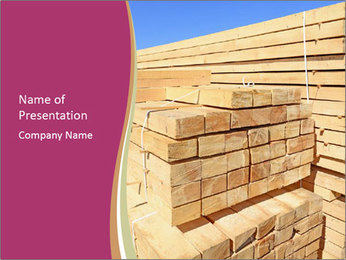 Brickwork PowerPoint Template