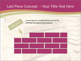 Brickwork PowerPoint Templates - Slide 46