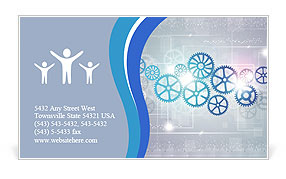 0000088917 Business Card Template