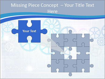 Gear Composition PowerPoint Templates - Slide 45