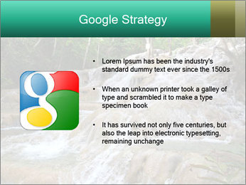 Dunn's River Fall PowerPoint Template - Slide 10