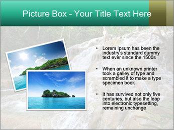 Dunn's River Fall PowerPoint Template - Slide 20