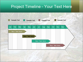Dunn's River Fall PowerPoint Template - Slide 25