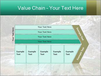 Dunn's River Fall PowerPoint Template - Slide 27