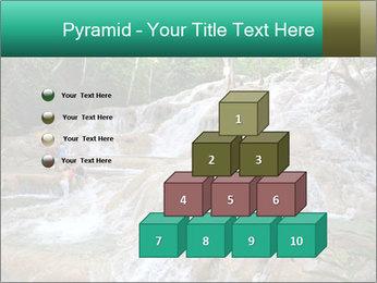 Dunn's River Fall PowerPoint Template - Slide 31