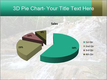 Dunn's River Fall PowerPoint Template - Slide 35