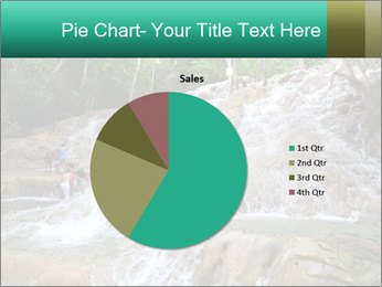 Dunn's River Fall PowerPoint Template - Slide 36